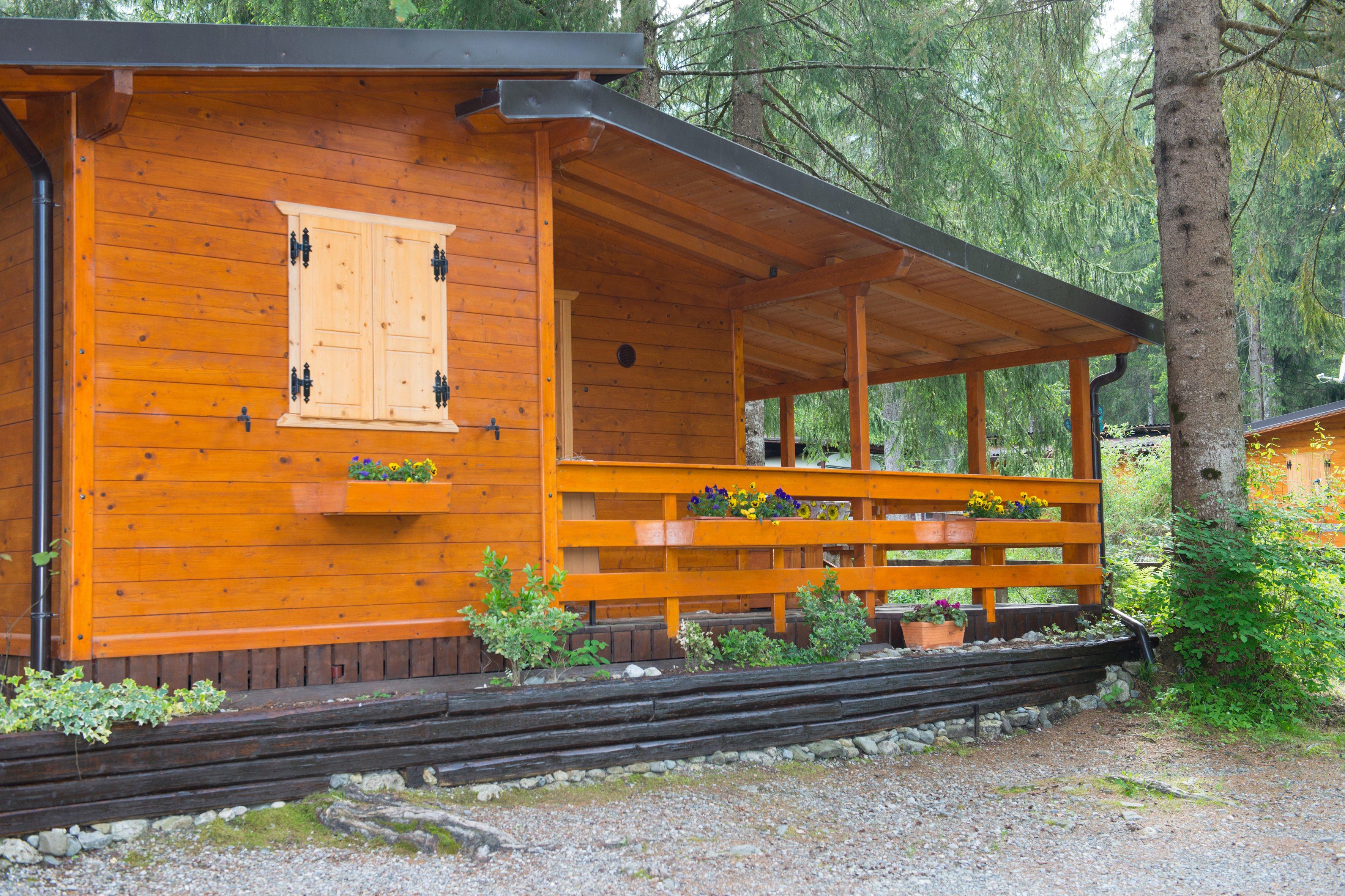 Il più bel campeggio montano della Lombardia