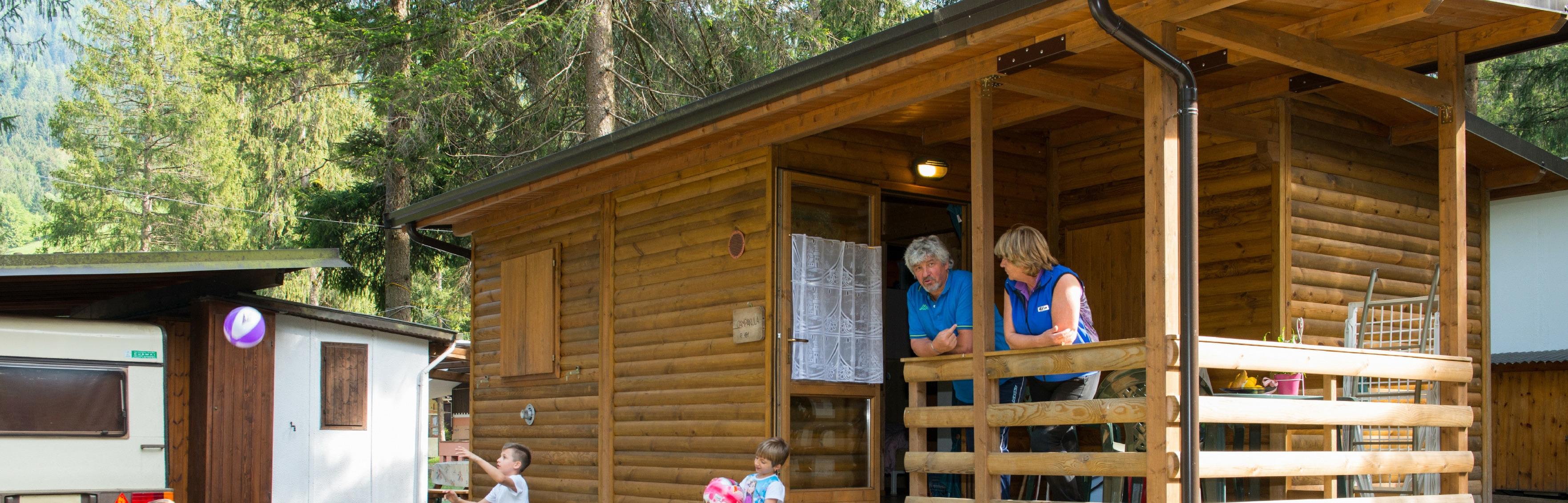 Casa mobile in affitto camping village boscobl - Costruisci casa ...